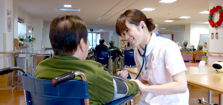 看護師の一日の流れ